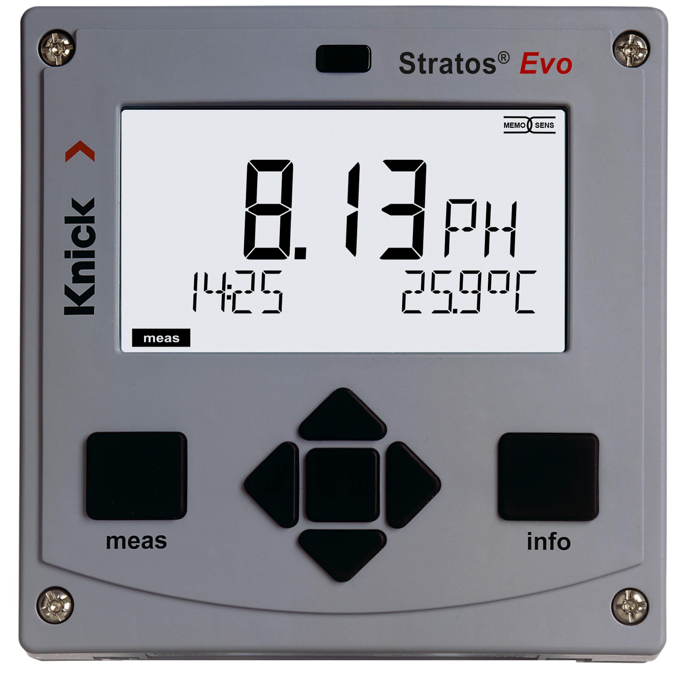 Knick - A402 Stratos Evo