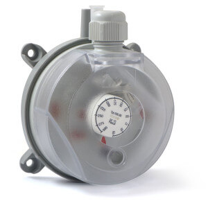 Beck - Differential pressure Switch 930.8x