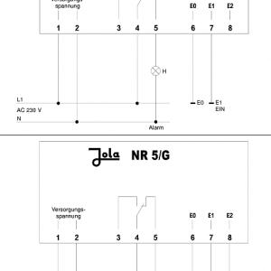 Jola – NR Electrode Relays