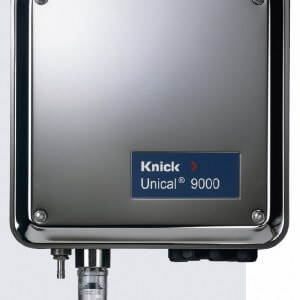 Unical9000 The electro-pneumatic controller for fully automated pH measurement, cleaning and calibration