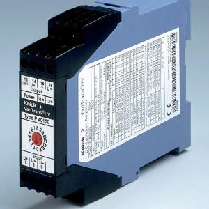High voltage isolator