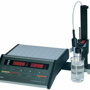 Laboratory Conductivity Meter