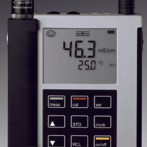 portable conductivity measurement with IECEx approval