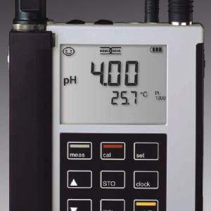 Intrinsically Safe Portable pH Meter