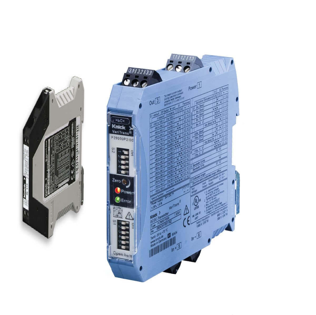 Signal Converters and Isolators