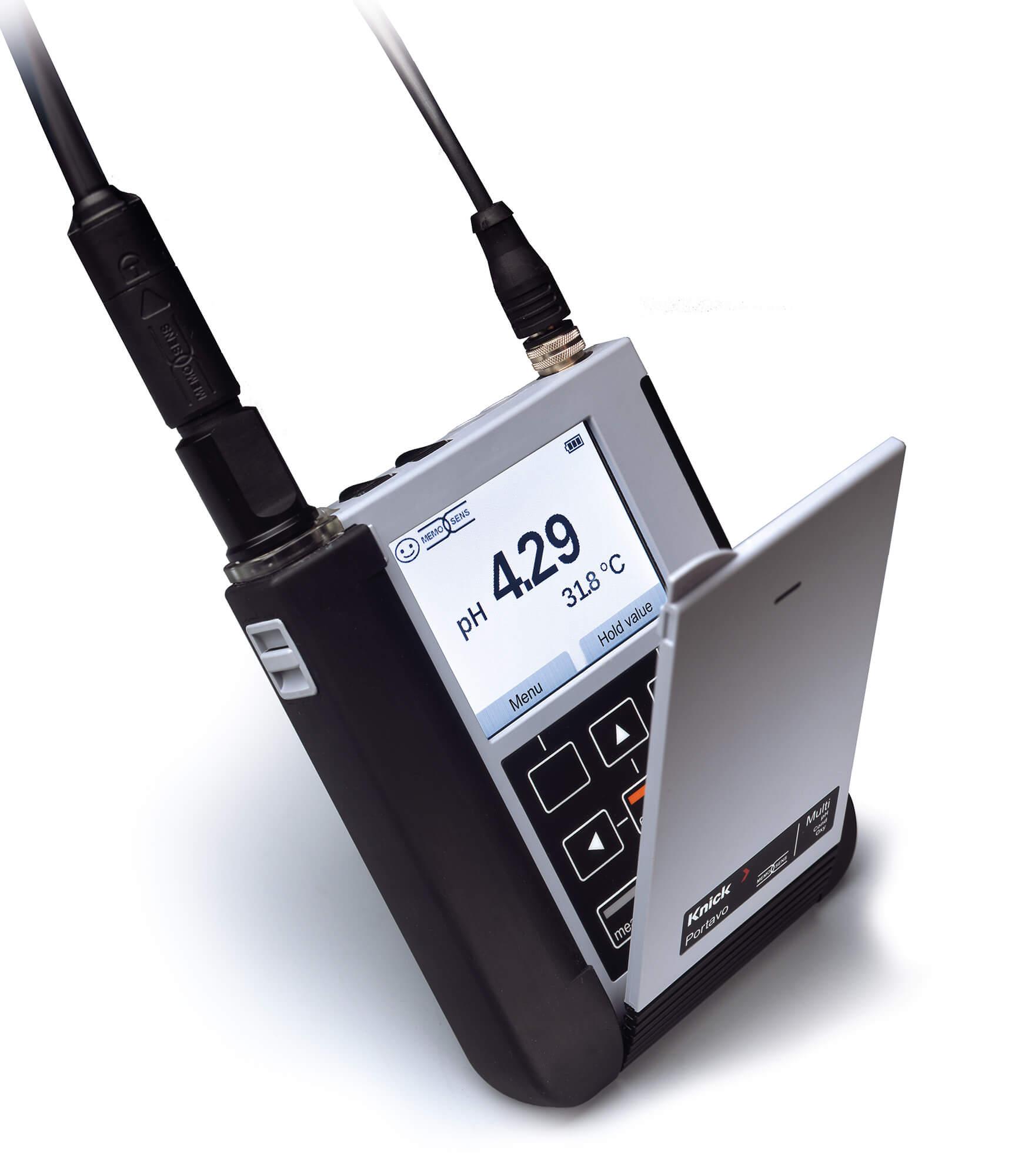 Portavo 904X (Liquiline To Go Ex CYM291- Endress & Hauser)