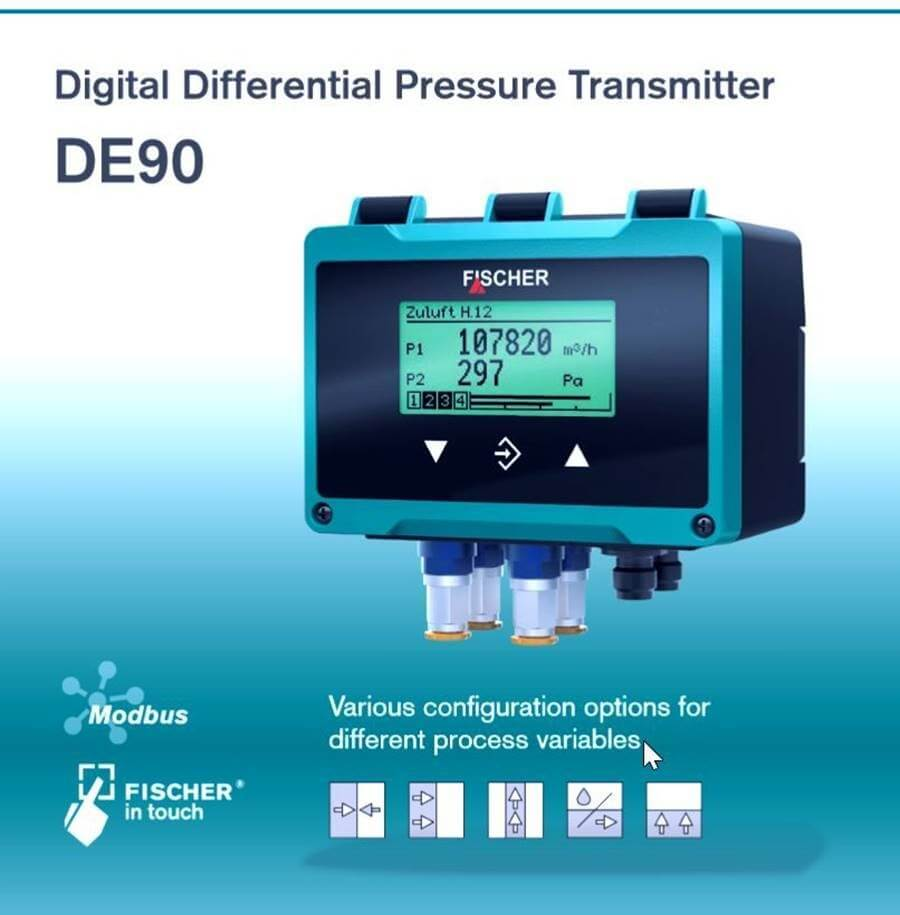 Multi-channel differential Pressure transmitter