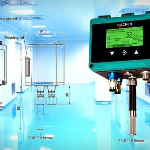Temperature and Humidity Sensor FT90